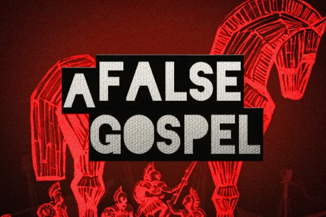 A Trojan Horse in Women's Ministry: Confronting a False Gospel Message