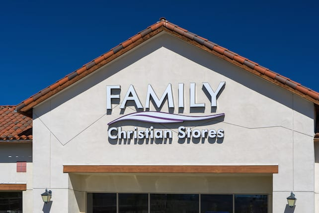 Family Christian Bookstore