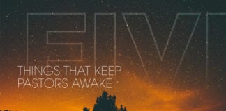 The 5 Things That Keep Pastors Awake at Night