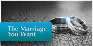 The Marriage You Want