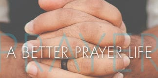 5 Steps to a Better Prayer Life