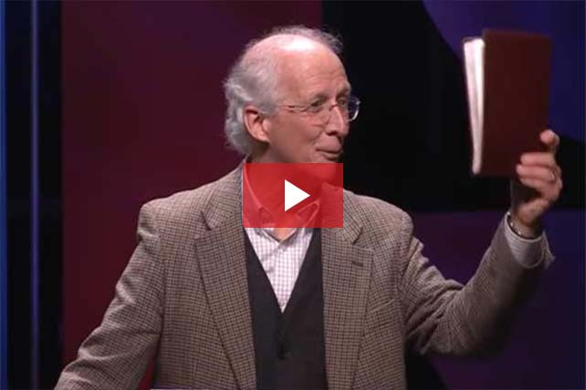 John Piper: God Saves People with Bad Theology Everyday