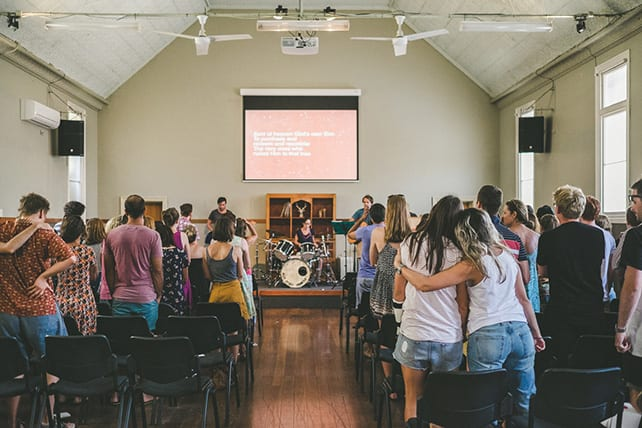 Gallup Research: What Keeps People Coming Back to Church Week After Week Isn't the Cool Music