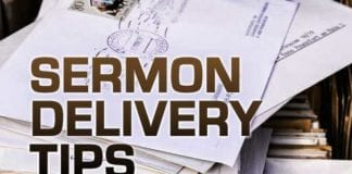 9 Sermon Delivery Tips Every Pastor Must Know