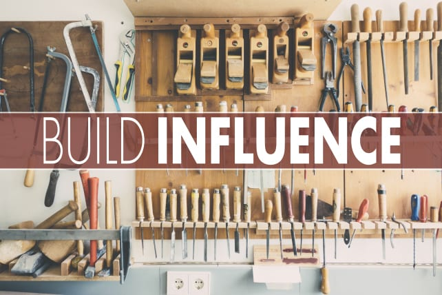 3 Ways to Quickly Build Influence