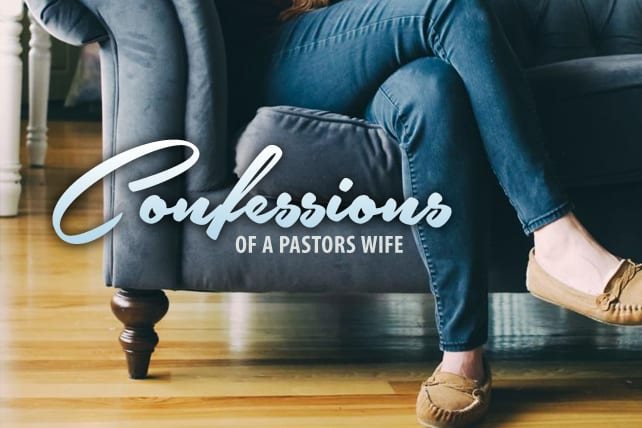 True Confession of a Pastor's Wife: Ministry SAVED My Marriage