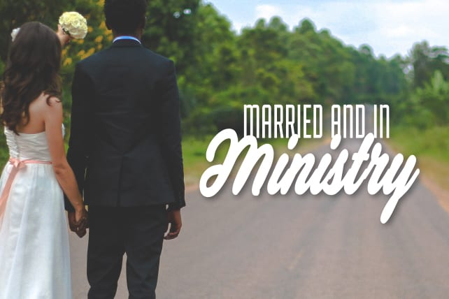 Married and in Ministry: The Me Mindset