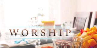 "How to ""Set the Table"" for Worship"