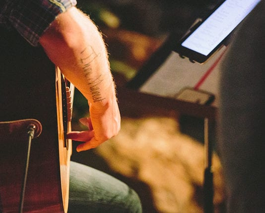 Discovering Your Call to Music Ministry