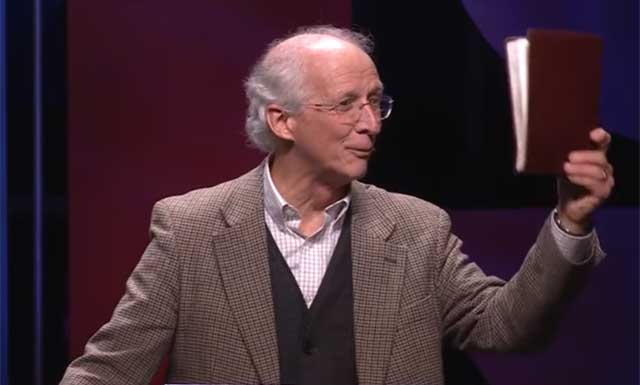 John Piper: God Saves People with Bad Theology