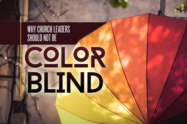 Why Church Leaders Should NOT Be