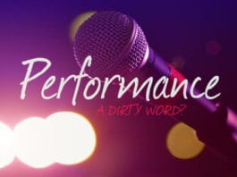 Is Performance a Dirty Word?