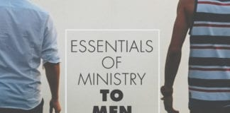 4 Essentials of Ministry to Men