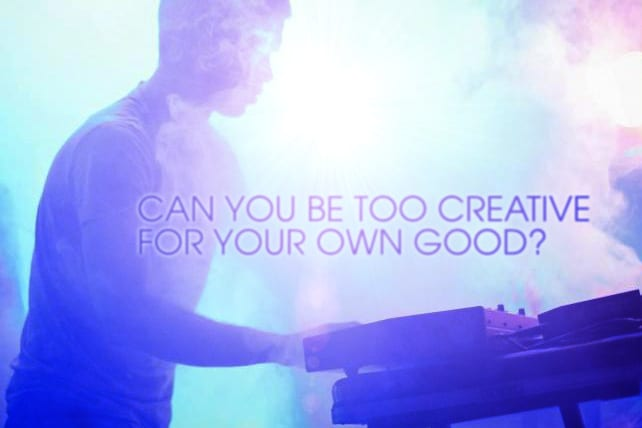 Can You Be Too Creative for Your Own Good?