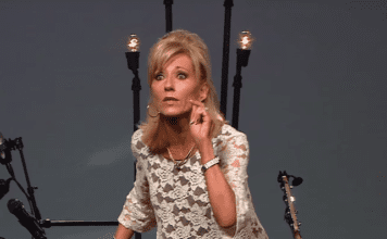 Beth Moore on parenting