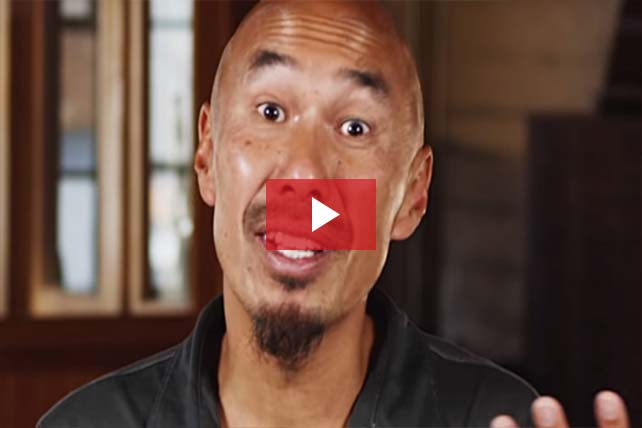 Francis Chan: There's no Such Thing as a Lukewarm Christian