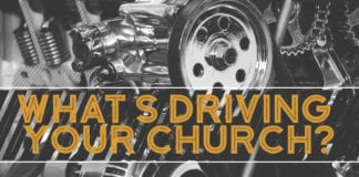 What's Driving Your Church?