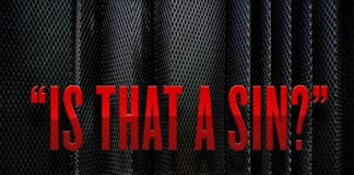 """What to Say When They Ask, """"Is This a Sin?"""""""
