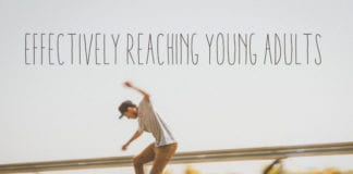 Effectively Reaching Young Adults