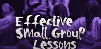 Effective Small Group Lessons