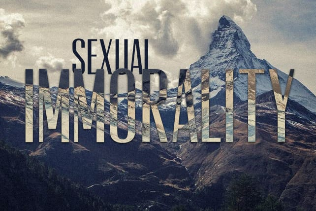 Francis chan sexual immorality