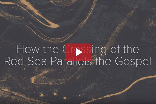 The Parting of the Red Sea: A Foreshadowing of the Gospel