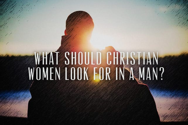 Christian men seeking christian women