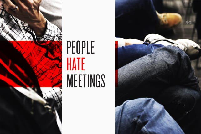 People Hate Meetings—So How Do You Train Leaders?