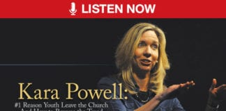 Kara Powell: #1 Reason Youth Leave the Church—And How to Reverse the Trend