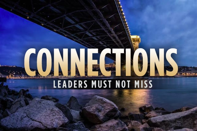 3 Connections Small Group Leaders Must Not Miss