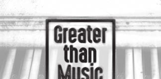 The Thing that Is So Much Greater than Music