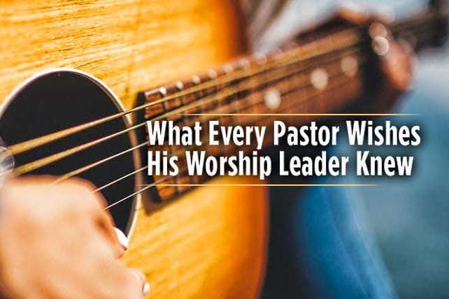 worship leader tips