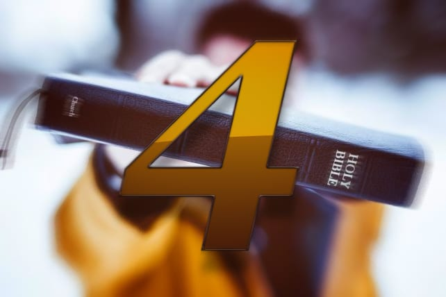 Four Questions You Should Ask Every Time You Read the Bible