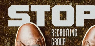 Stop Recruiting Group Leaders