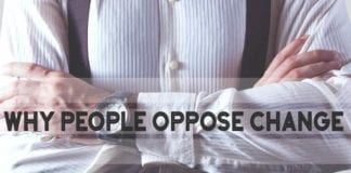 Why People Oppose Change