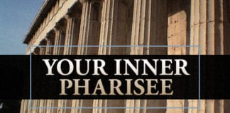 Your Inner Pharisee