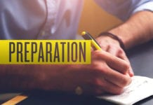 As Preparation Increases, Stress Decreases