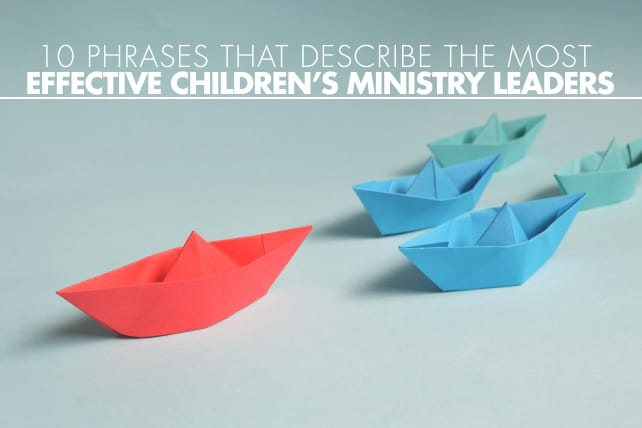 Children's Ministry Leaders