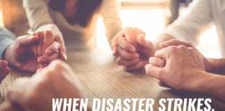 Disaster Pray