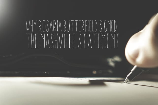 the Nashville Statement
