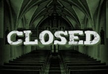 Church Should Close
