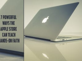 Apple Store faith teach Powerful Ways