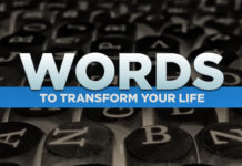 Words to Transform Your Life