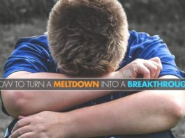 Turn a Meltdown Into a Breakthrough