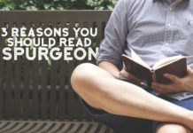 Reasons You Should Read Spurgeon