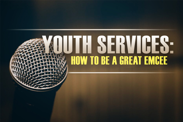Youth Services: How to Be a Great Emcee