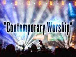 "Defining ""Contemporary Worship"""