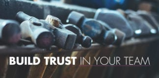 5 Ways to Build Trust with Your Team
