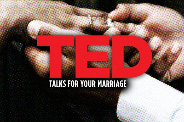 TED Talks marriage