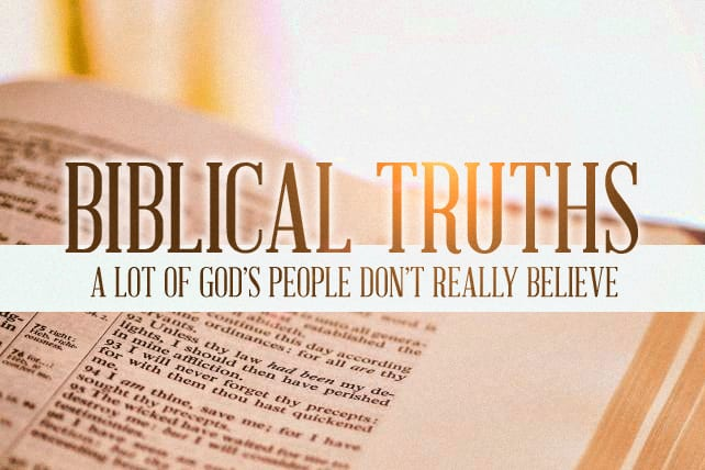 Biblical Truths